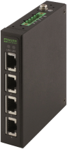 TREE 4TX Metall - Unmanaged Switch - 4 Ports