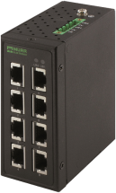 Tree 8TX Metall - Unmanaged Switch - 8 Ports