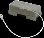 A10 Schutzkappe (Kunststoff/Längsverriegelung)