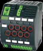 MICO FUSE 24 LED Sicherungshalter 5x20mm, 8-kanalig