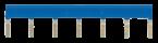 POTENTIAL RAIL BLUE