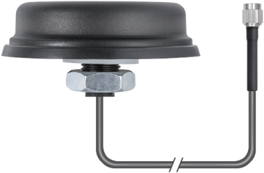 Omnidirectional antenna 0° with 3 m cable
