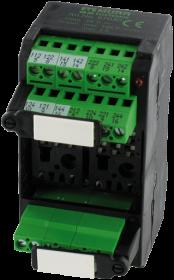 MKS-J 67035 24 VDC RELAY SOCKET MODULES