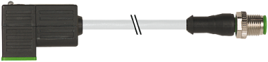 M12 St. ger. auf MSUD Ventilst. BF CI 9,4 mm