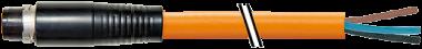 MQ15-X-Power St. 0° geschirmt, freies Ltg.-ende