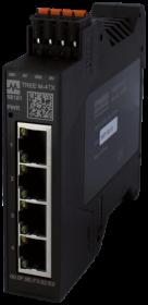 TREE PROFINET managed Switch  4x10/100BT IP20  Kunst. RJ45