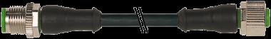 M12 Power T-kod. St. 0° / Bu. 0°