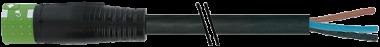MQ15-X-Power Bu. 0° freies Ltg.-ende