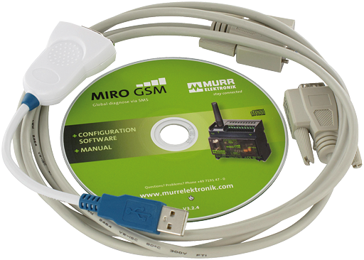 MIRO GSM SERVICE- AND STARTUP KIT