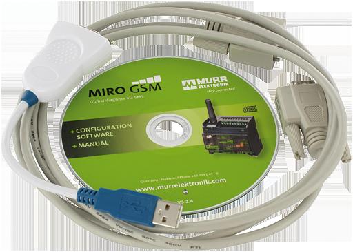 MIRO GSM Service- und Inbetriebnahme Kit