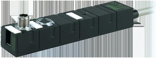 Cube67 E/A Kabelmodul, Erweiterungsmodul