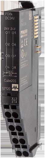 Cube20S Potenzialverteiler