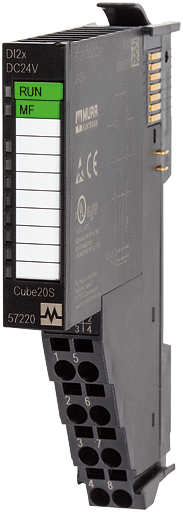 CUBE20S DIGITAL OUTPUT MODULE DO4