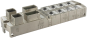 MVK MPNIO DI6 DO6 IOL IRT MVK ProfiNet, metal, galvanic separation