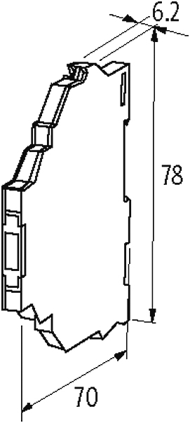 Miro Tr 24vdc 24vdc 10a Fk Opto Coupler Module At Murrelektronik