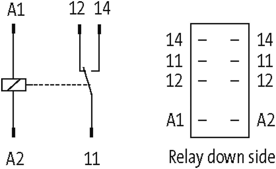 relais 110v ac im murrelektronik online shop