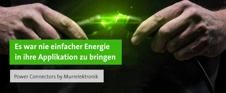 Power Steckverbinder